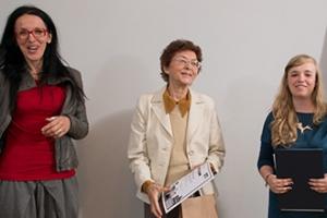 Jadwiga Goraj - III nagroda w konkursie Saga - bohaterowie codzienności