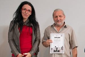 Marek Walawender - II nagroda w konkursie Saga - bohaterowie codzienności