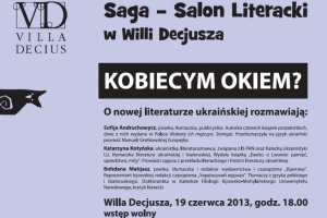 Salon literacki: Kobiecym okiem?