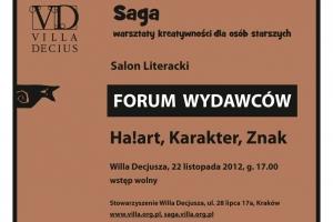 SAGA - Forum Wydawców