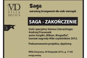Saga - zakończenie