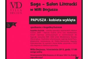 Salon Literacki: Papusza – kobieta wyklęta